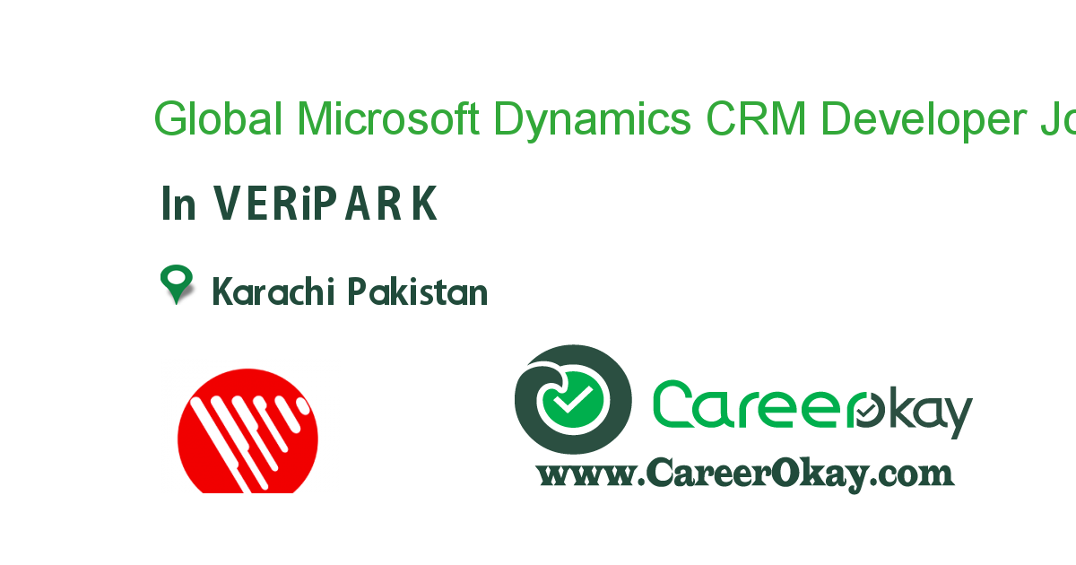 Global Microsoft Dynamics CRM Developer
