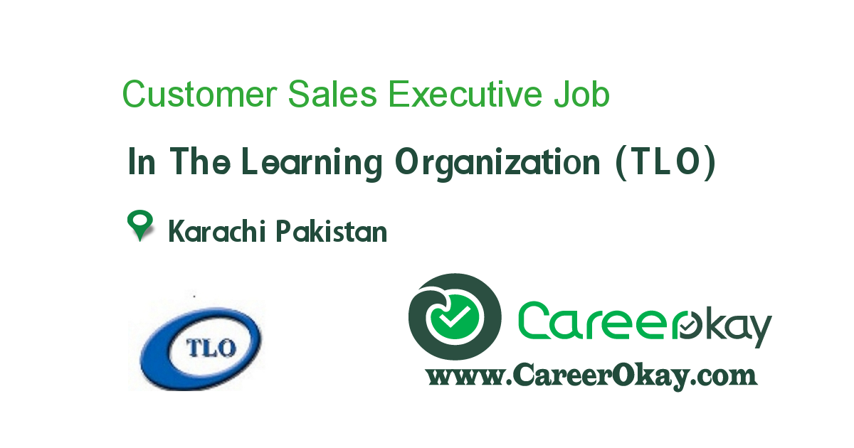 Customer Sales Executive