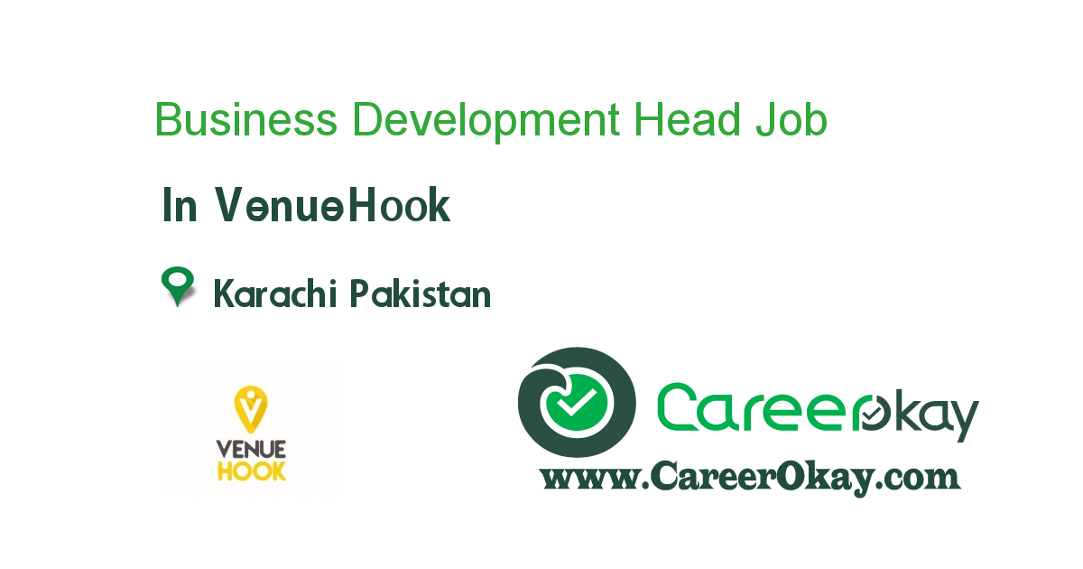 Business Development Head