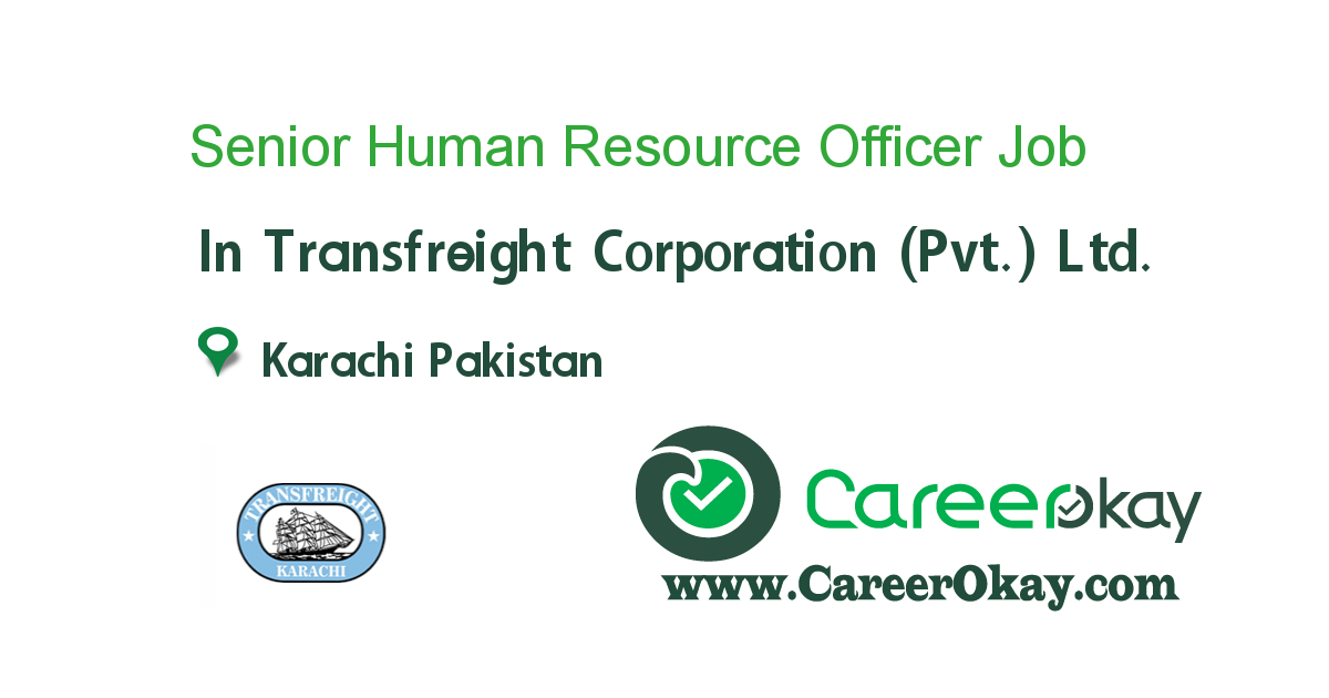 Senior Human Resource Officer