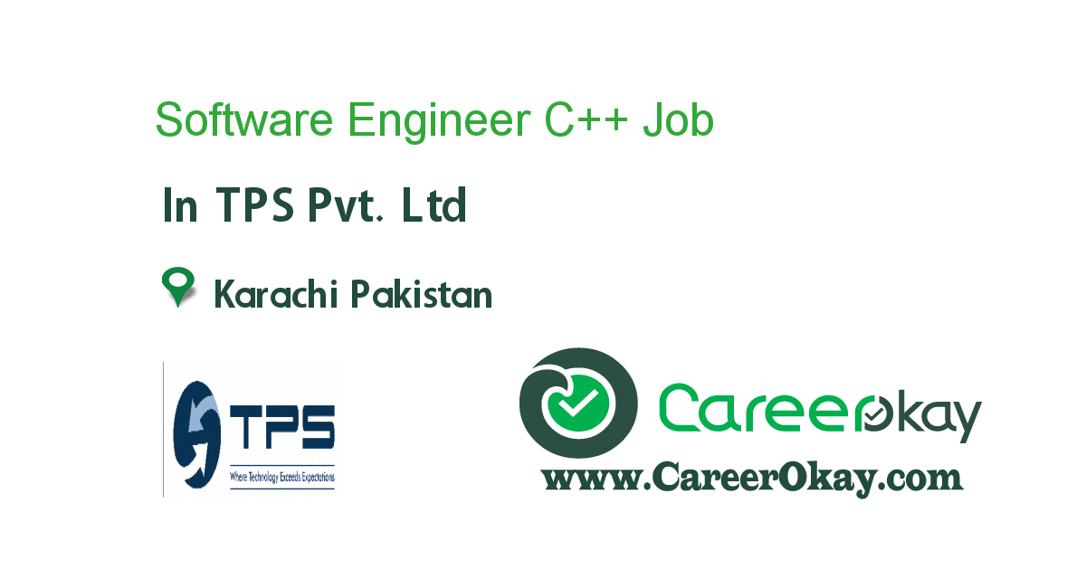 Software Engineer C++