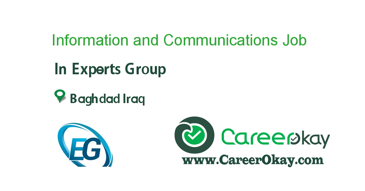 Information and Communications Specialist