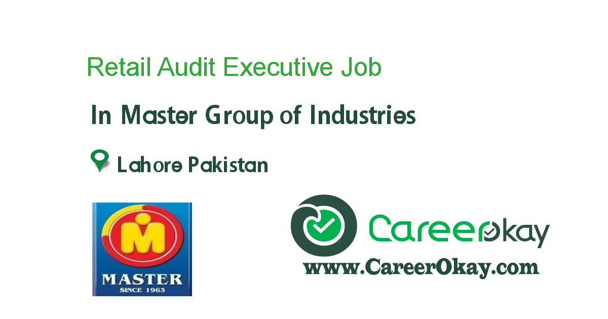 Retail Audit Executive