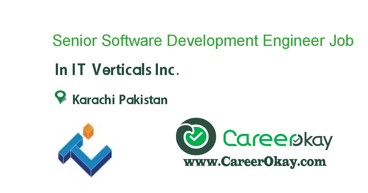 Senior Software Development Engineer
