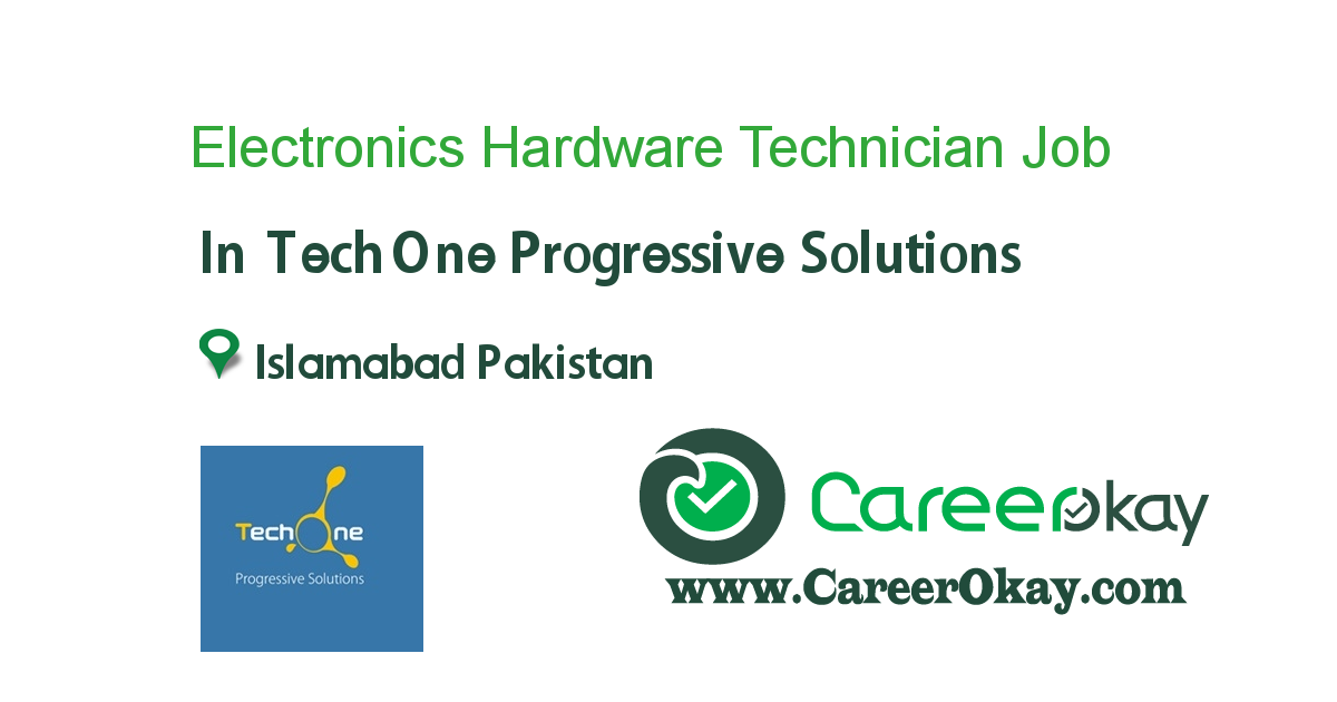 Electronics Hardware Technician
