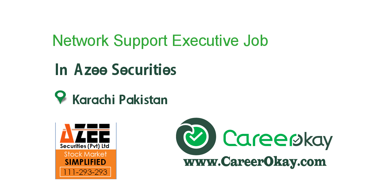 Network Support Executive