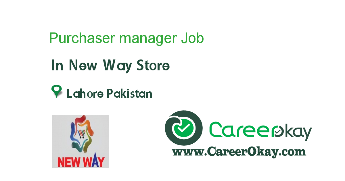 Purchaser manager