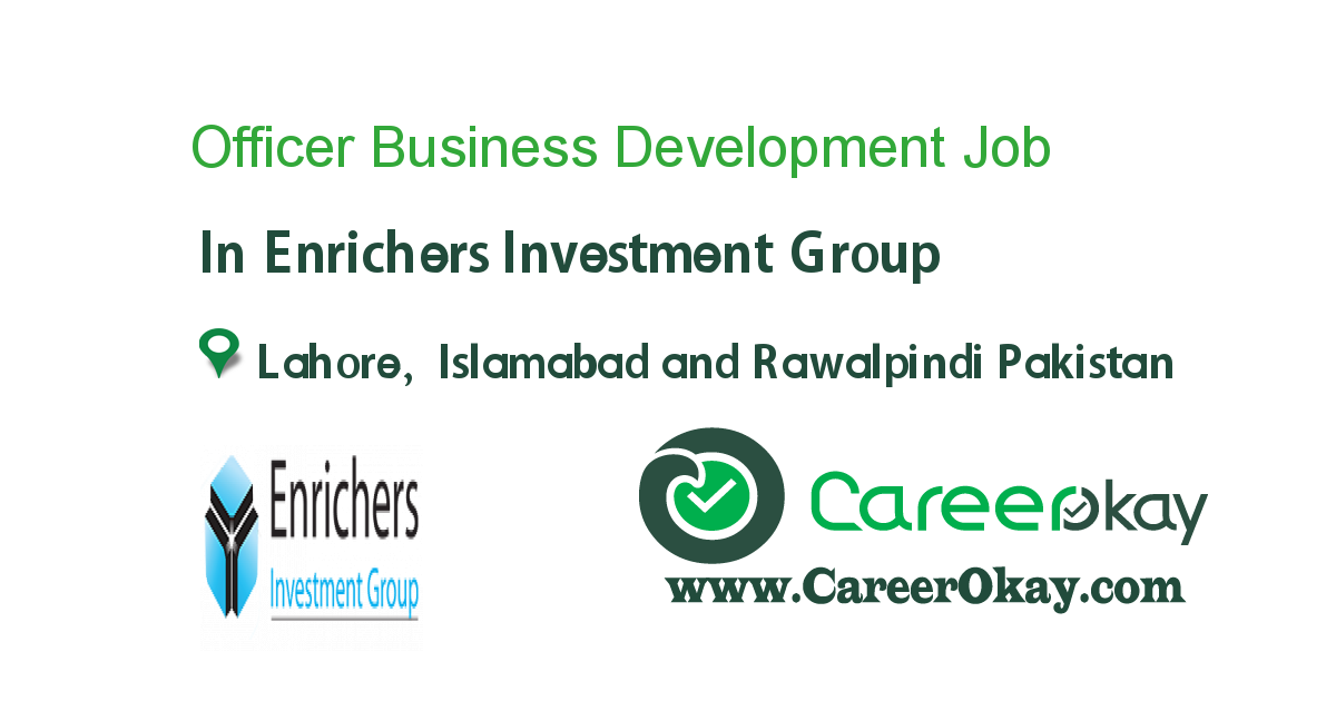 Officer Business Development
