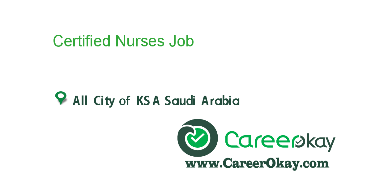 Certified Nurses