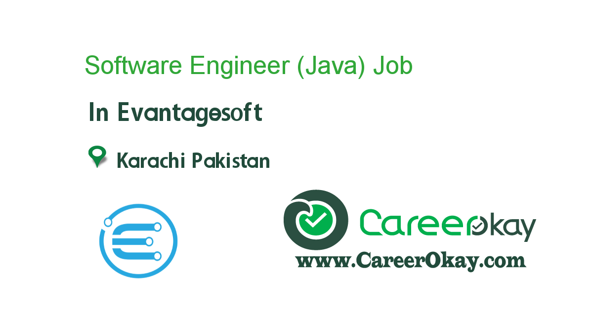 Software Engineer (Java)