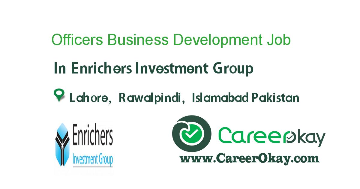 Officers Business Development