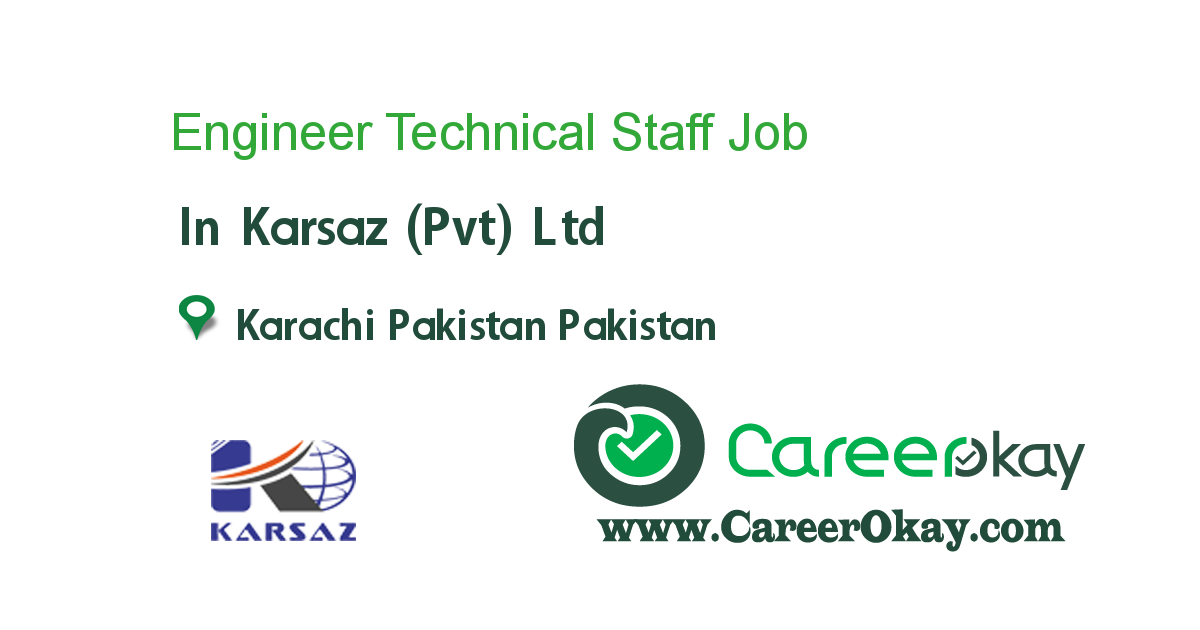 Engineer Technical Staff