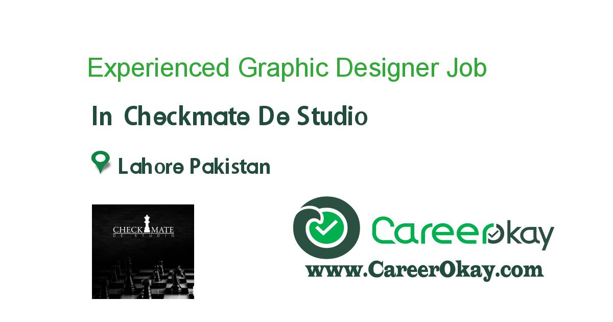 Experienced Graphic Designer