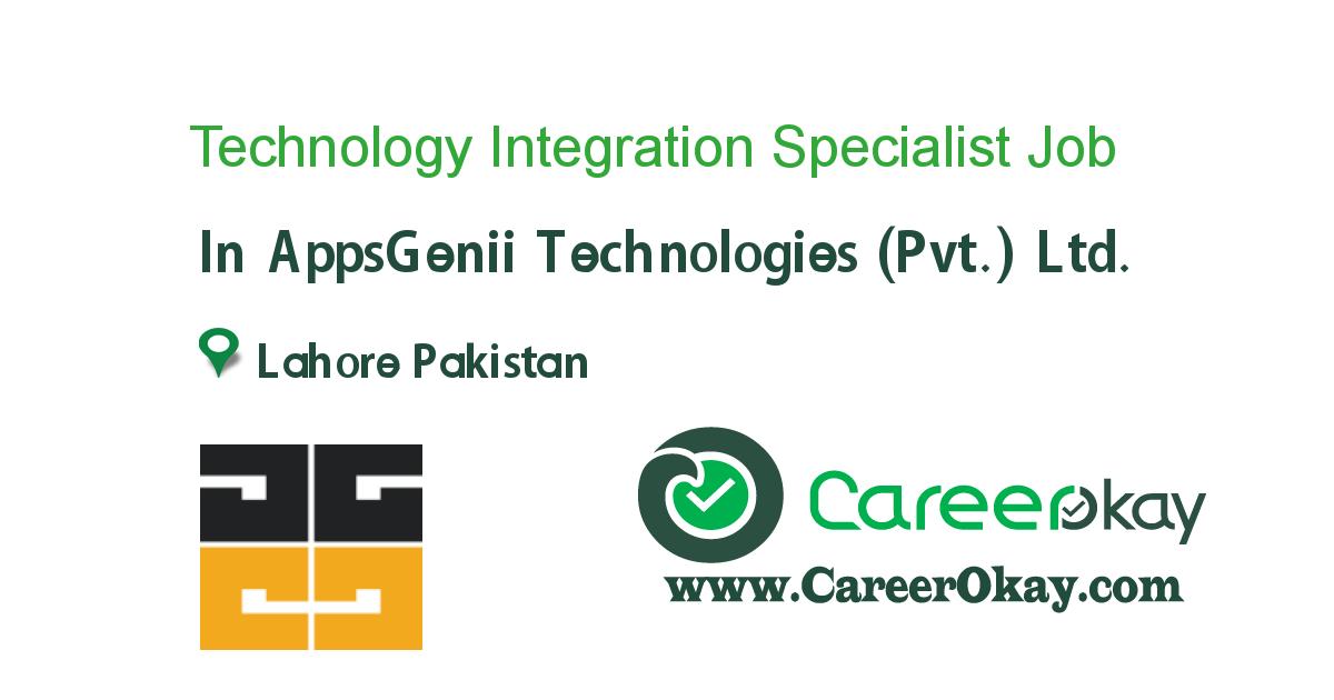 Technology Integration Specialist