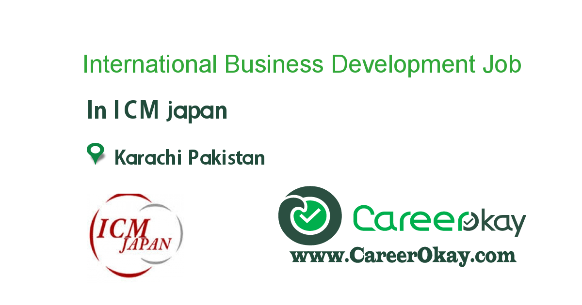 International Business Development Executive