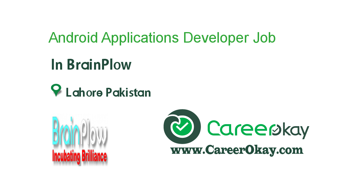 Android Applications Developer