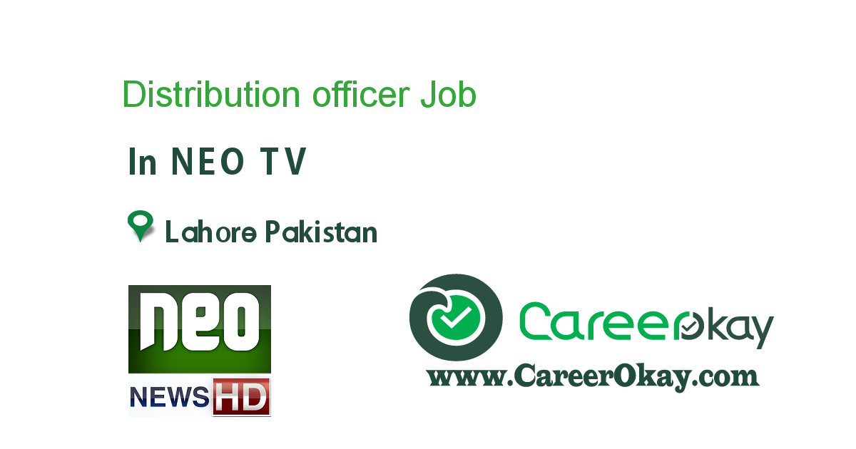 Distribution officer