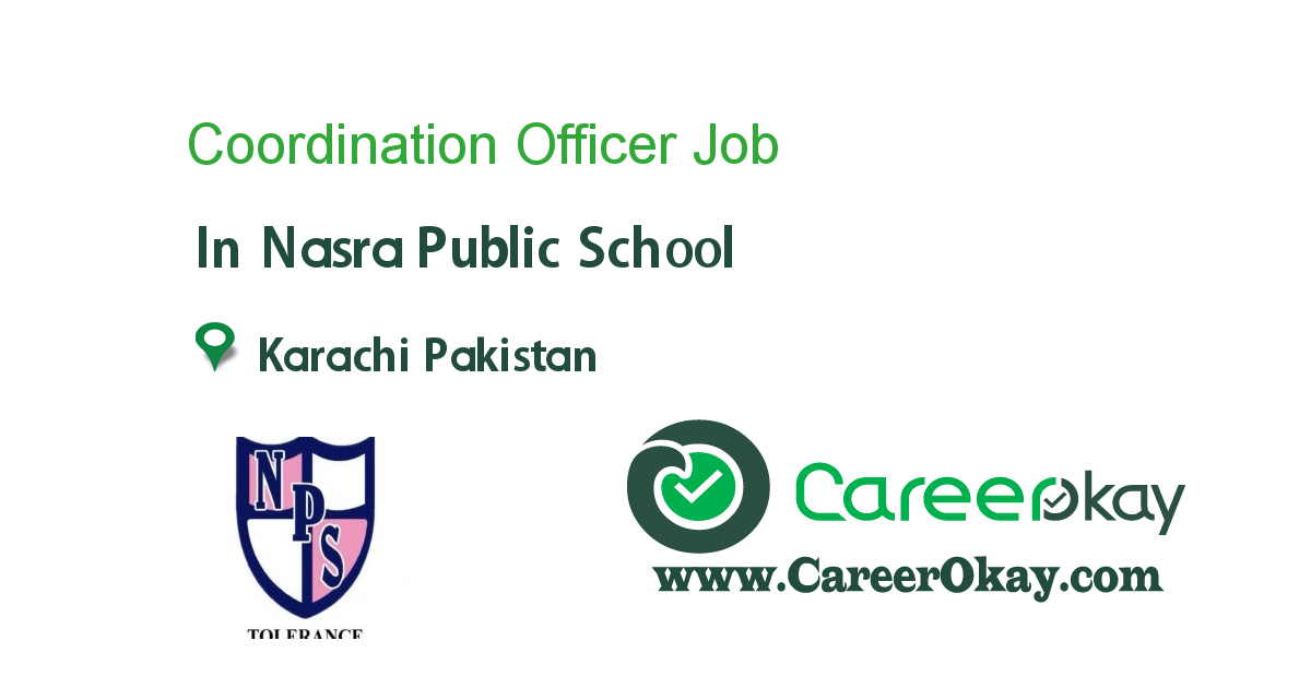 Coordination Officer