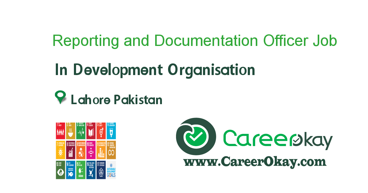Reporting and Documentation Officer