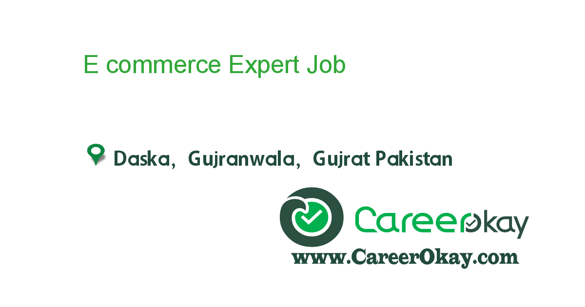 E commerce Expert