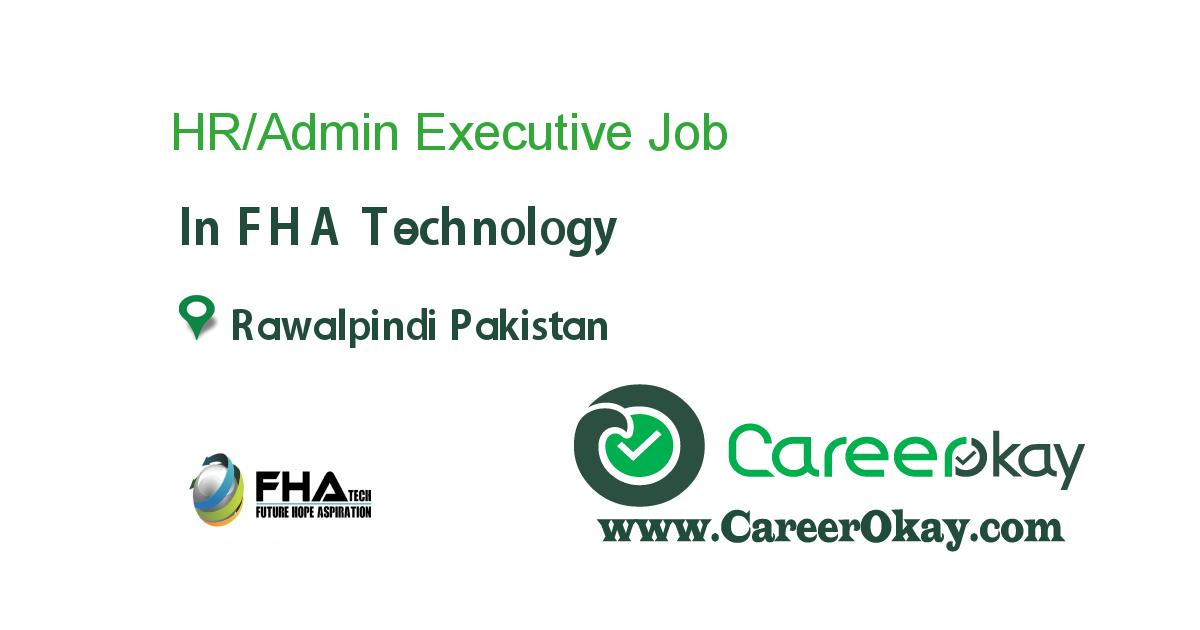 HR/Admin Executive