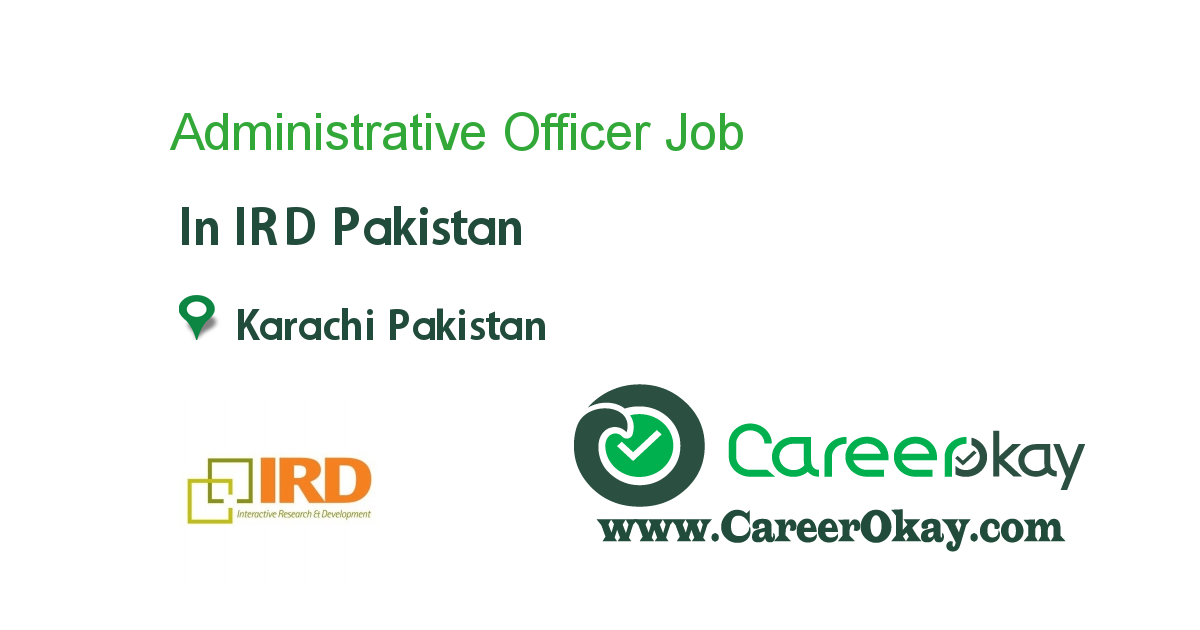Administrative Officer
