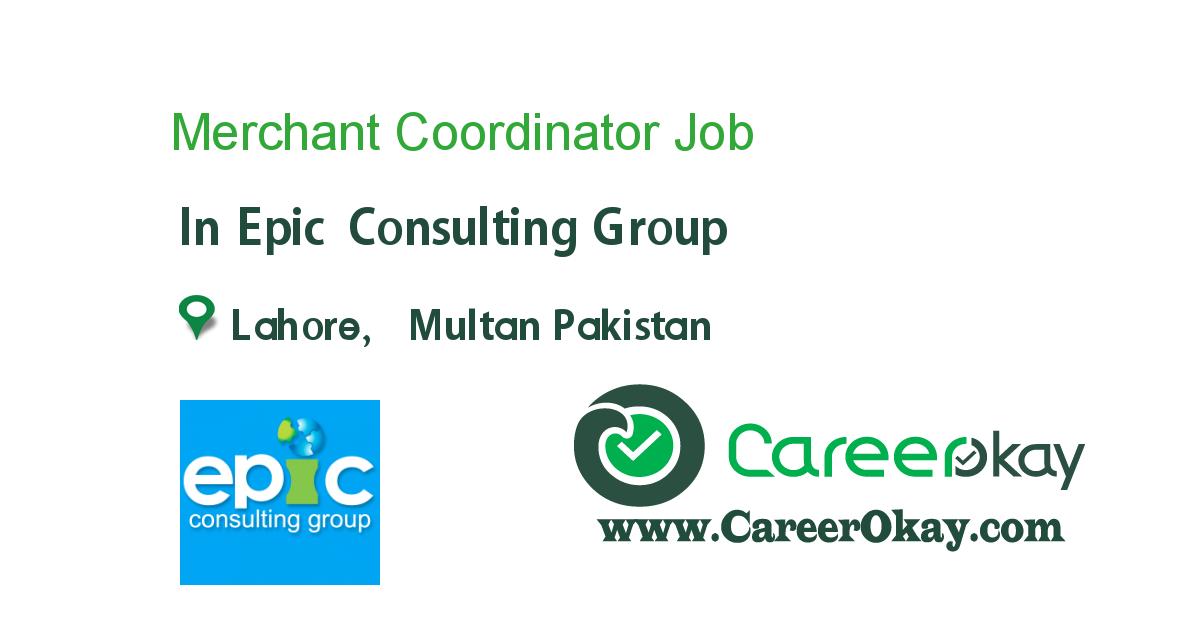 Merchant Coordinator
