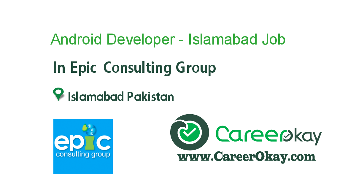 Android Developer - Islamabad