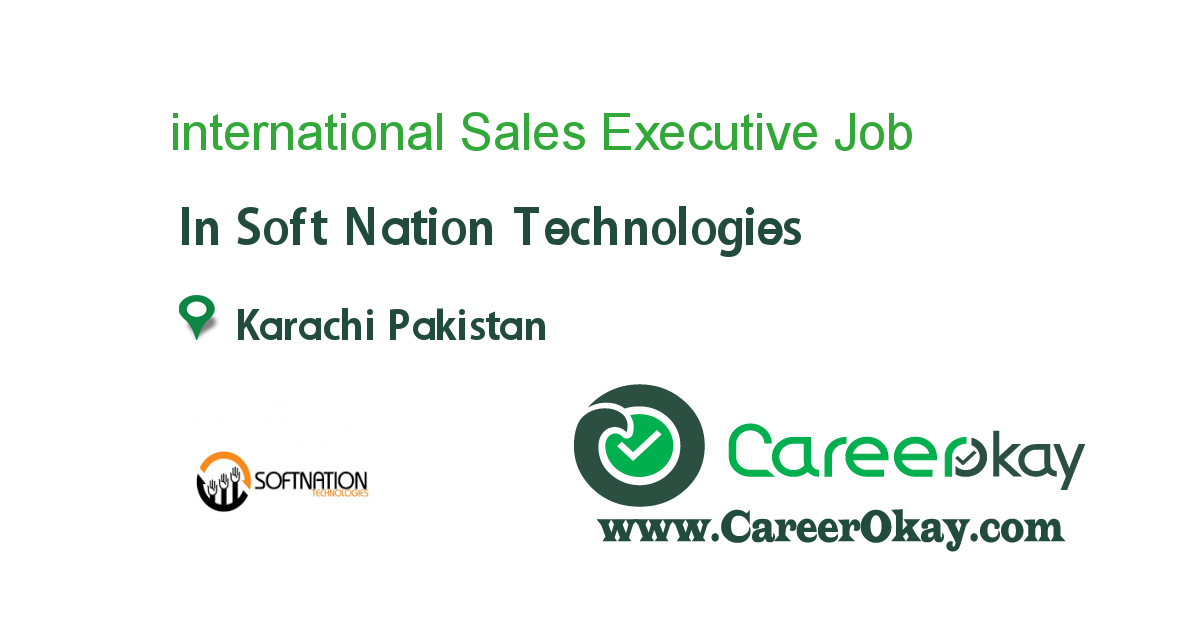international Sales Executive