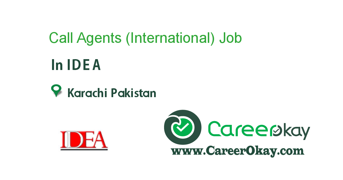Call Agents (International)