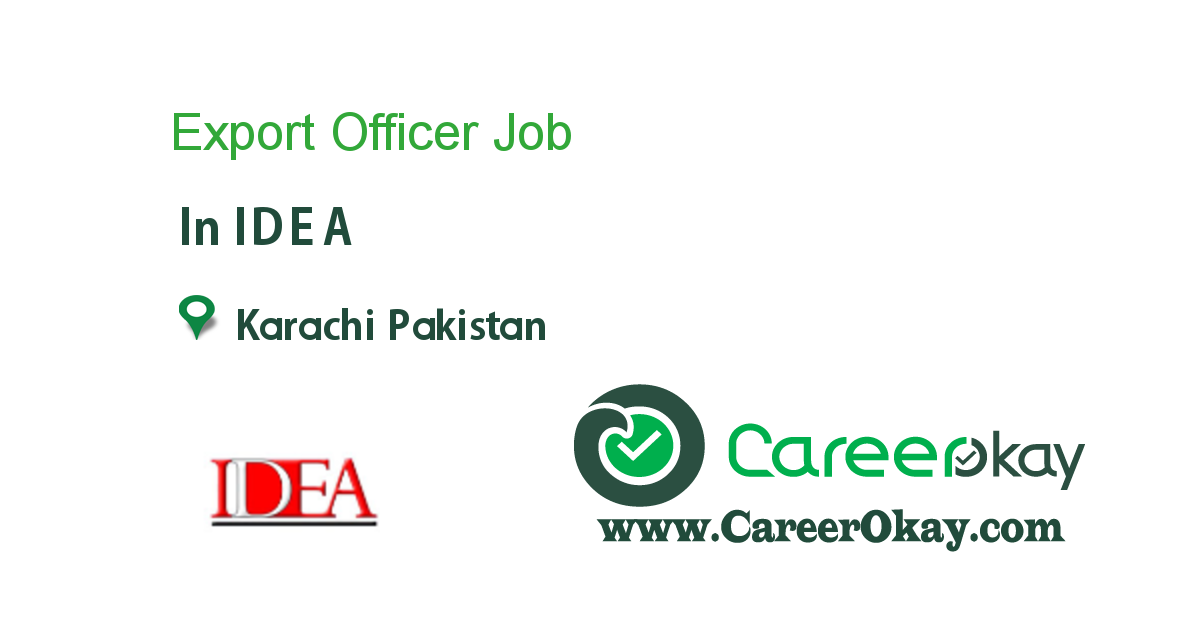 Export Officer