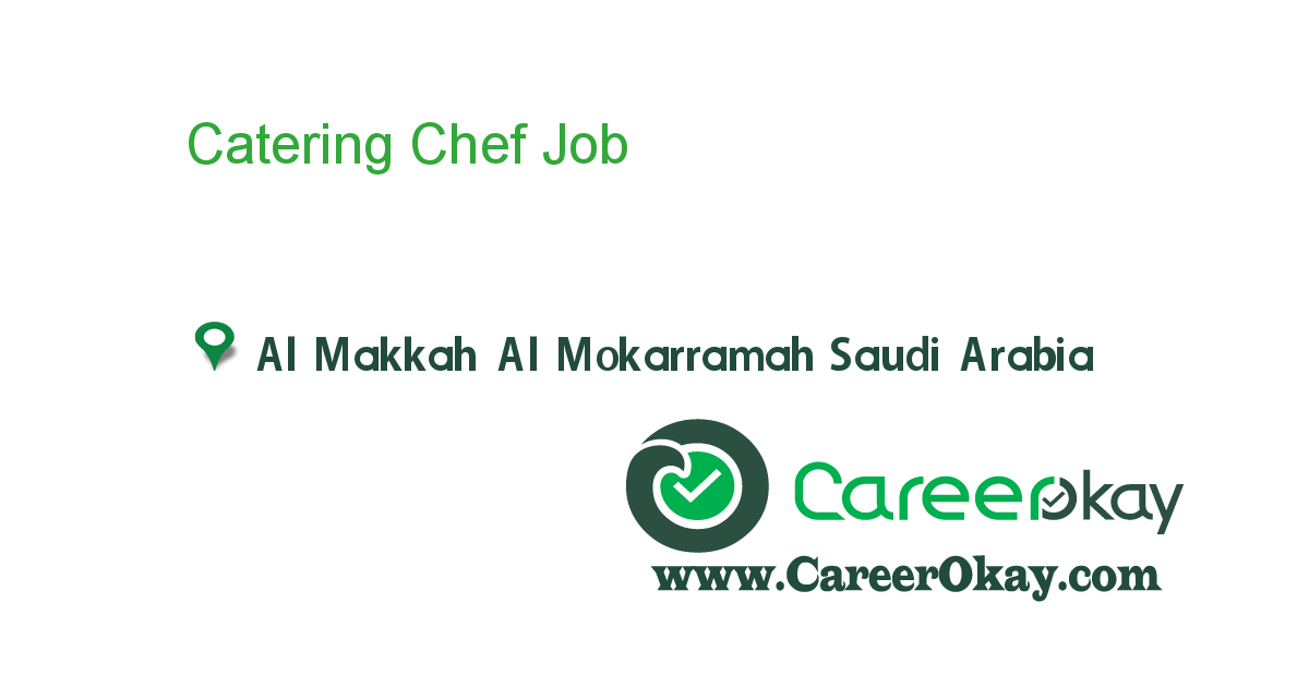 Catering Chef
