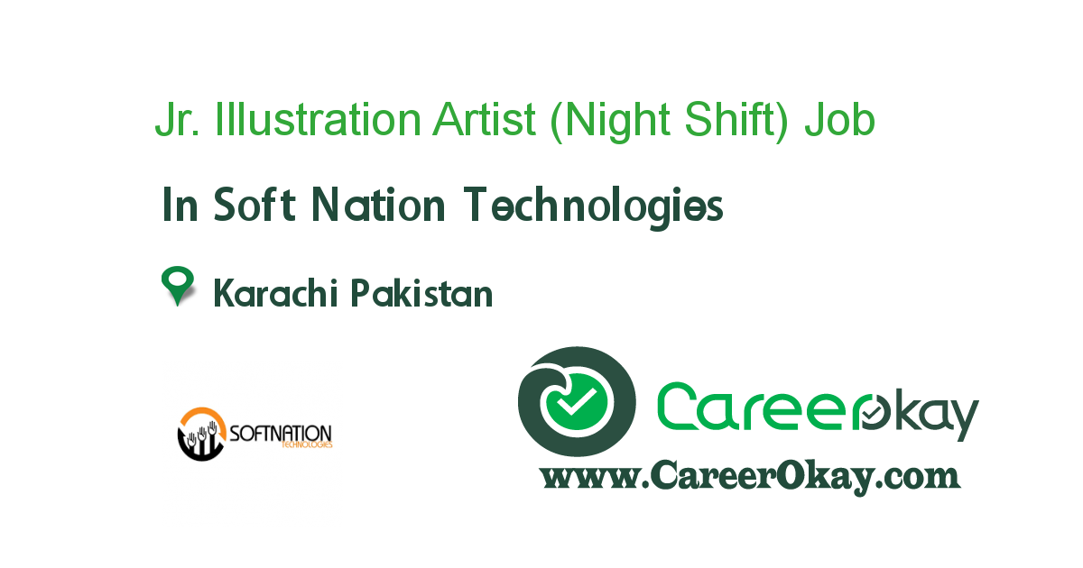 Jr. Illustration Artist (Night Shift)