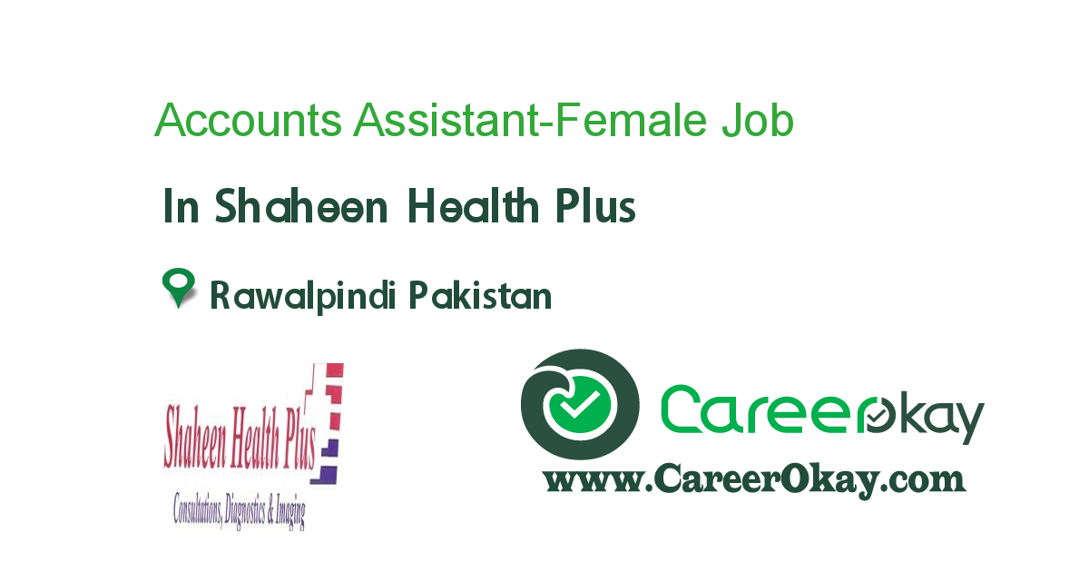 Accounts Assistant-Female