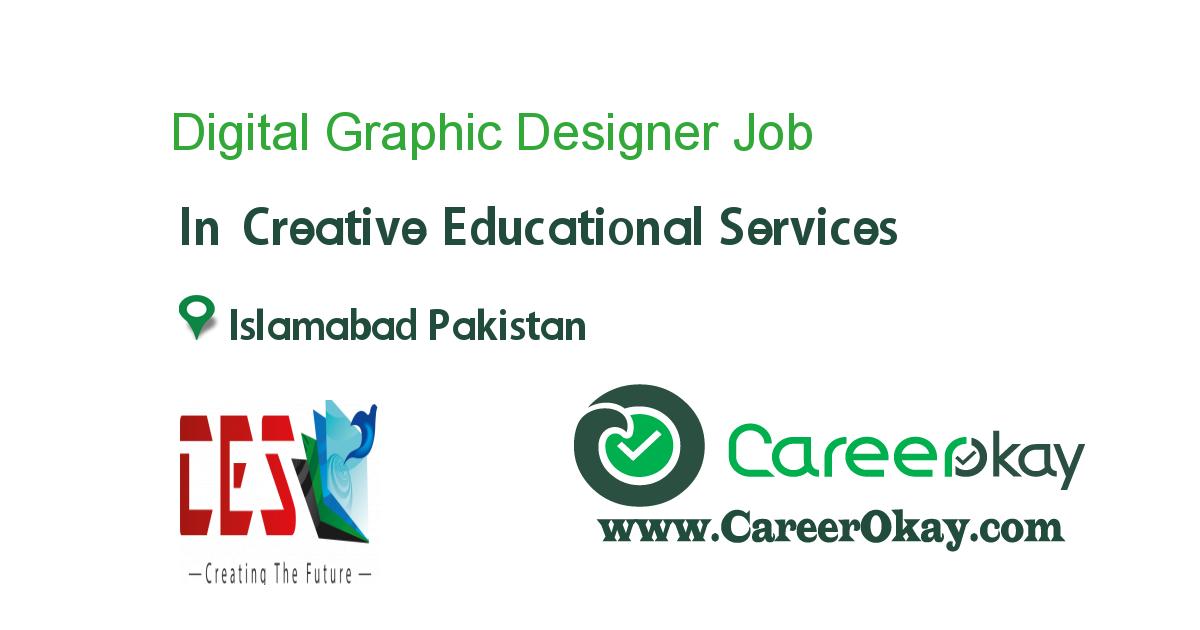 Digital Graphic Designer