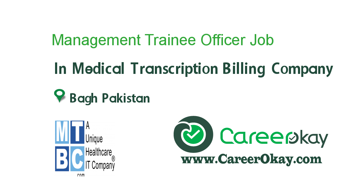 Management Trainee Officer