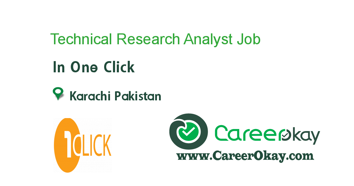 Technical Research Analyst