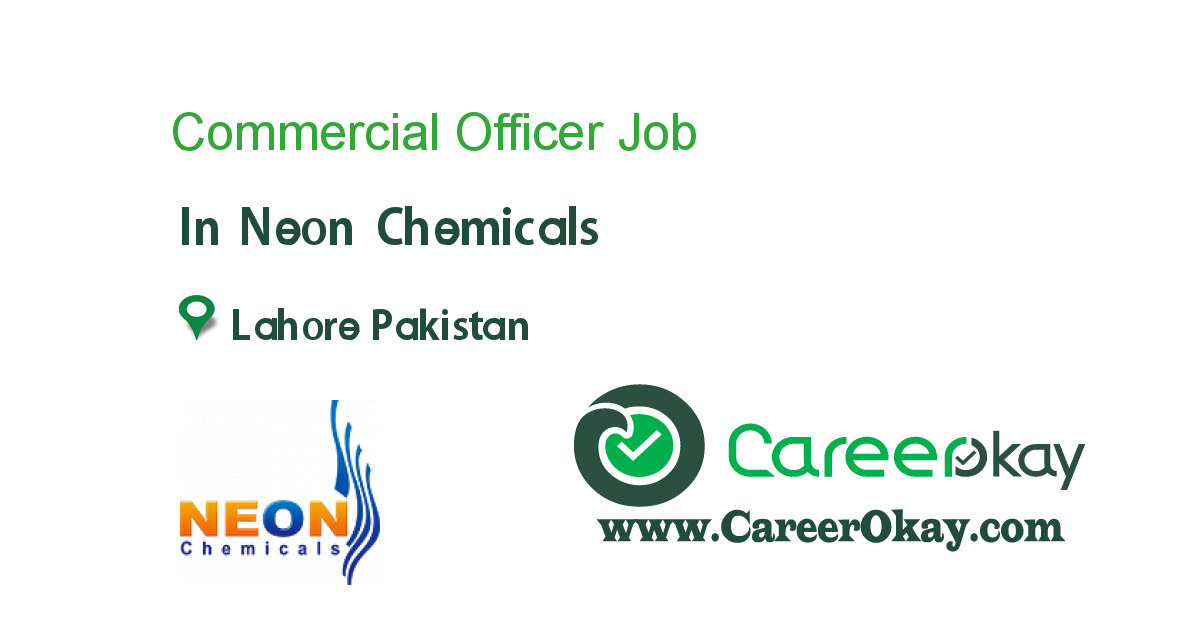 Commercial Officer (Female Only)
