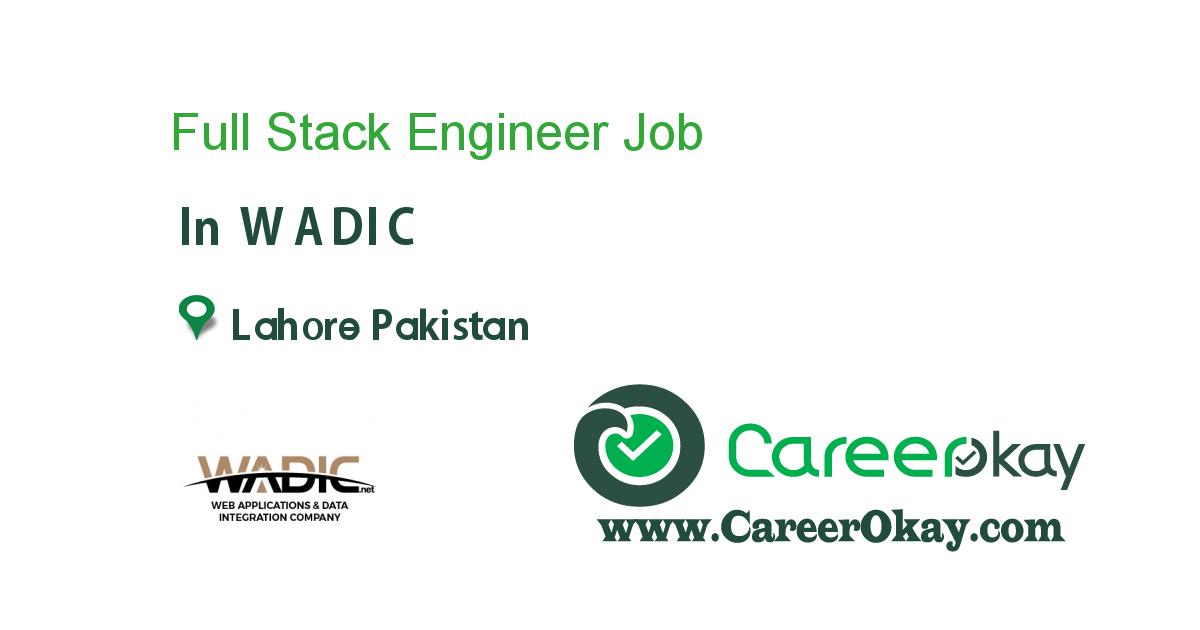 Full Stack Engineer