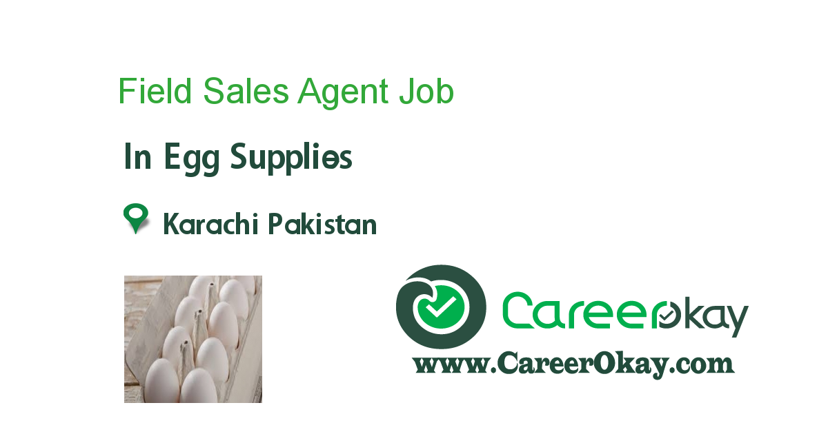 Field Sales Agent