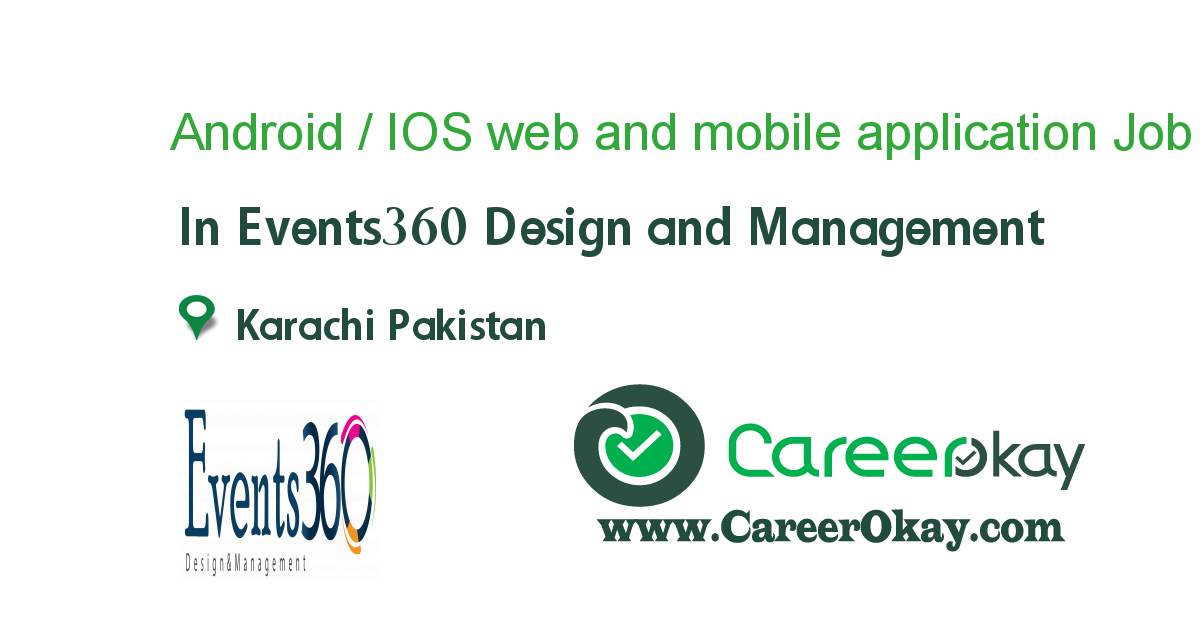 Android / IOS web and mobile application developer