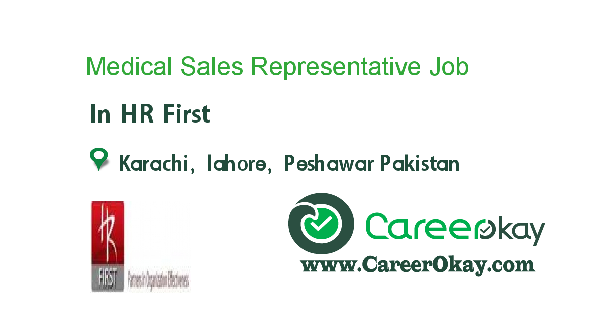 Medical Sales Representative