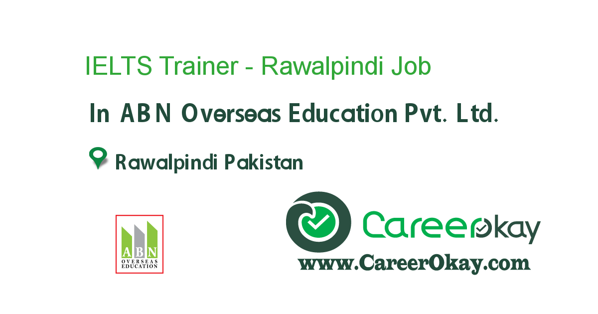 IELTS Trainer - Rawalpindi