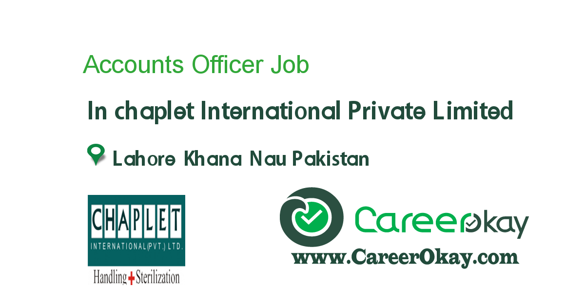 Accounts Officer