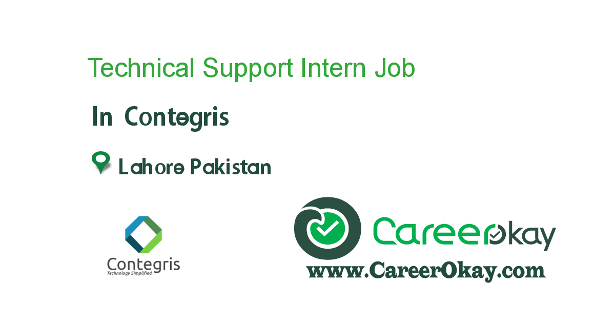 Technical Support Intern