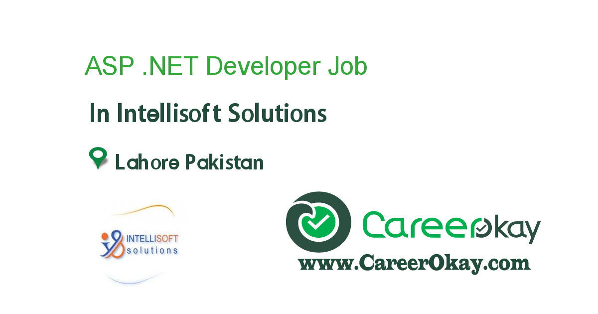 ASP .NET Developer
