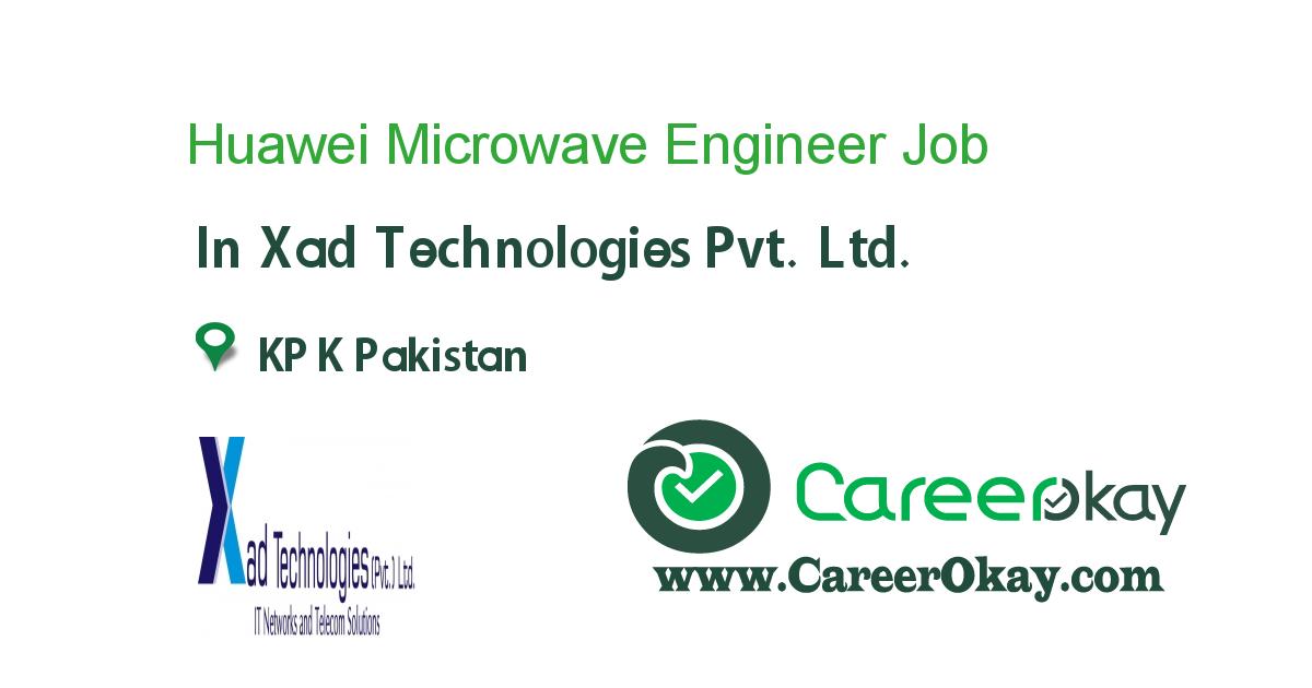 Huawei Microwave Engineer