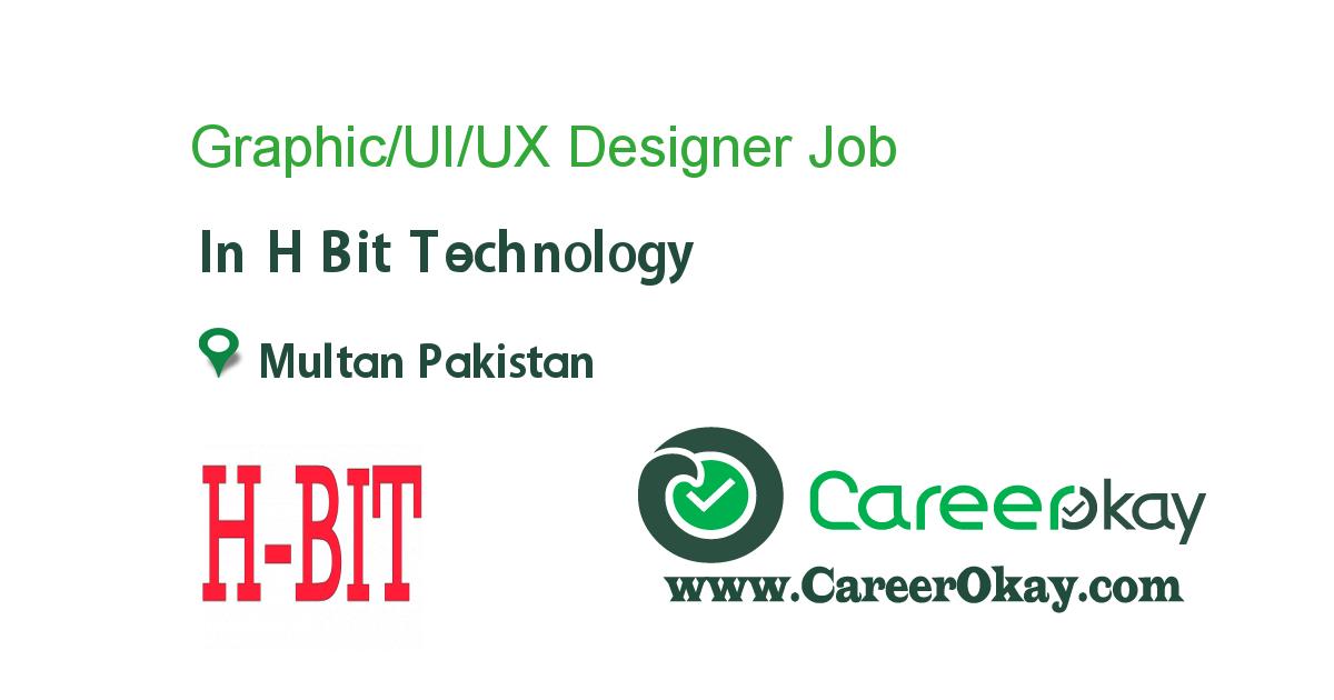 Graphic/UI/UX Designer