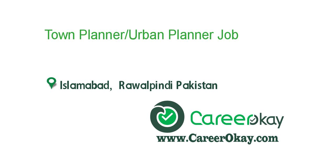 Town Planner/Urban Planner