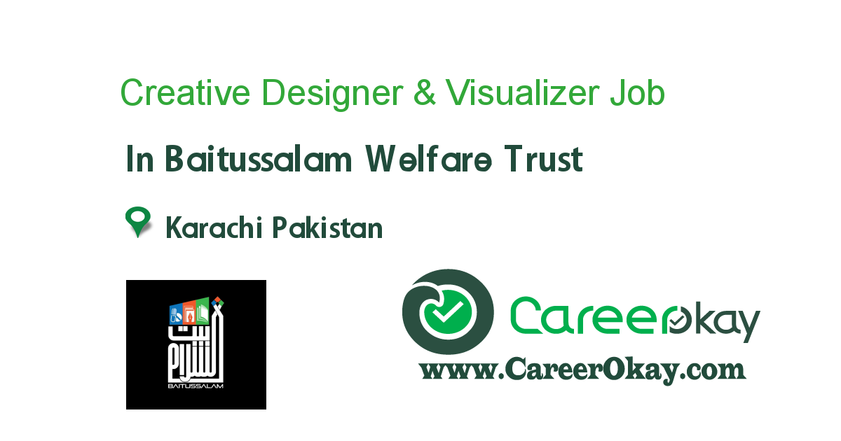 Creative Designer & Visualizer